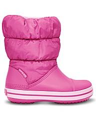 Crocs Childrens Puff Boot
