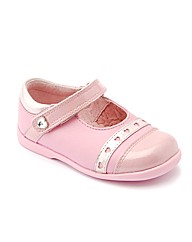 Start-rite Tiffany Pink Patent/Leather F