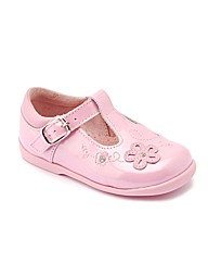 Start-rite Sunflower Rose Pink Patent Fi