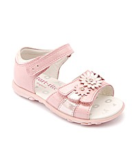 Start-rite Clover Mid Pink Patent Fit F