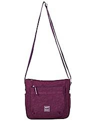 Artsac Pouch Style Cross Body Bag