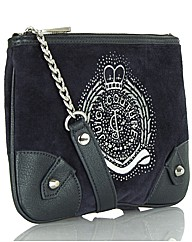 Juicy Iconic Crest Crossbody Bag