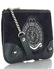 Juicy Iconic Crest Crossbody Bag