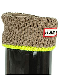 Hunter Original Neon Stripe Sock