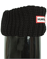 Hunter Half Cardigan Sock