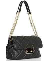 Michael Kors Sloan Quilted Sh Flap Bag