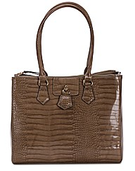 Jane Shilton Peregrine Double Entry Tote