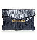 Moda in Pelle Zoeyclutch Handbags