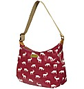 Brakeburn Stag Hobo Bag