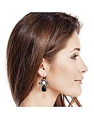 Mood Luxe Jewelled Teardrop Earring