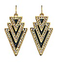 Fiorelli Costume Deco Style Earrings