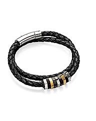 Fred Bennett Double Wrap Bracelet