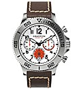 Grayton Comet.Jet Mens Strap Watch