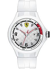 Ferrari Mens Strap Watch