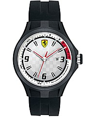 Ferrari Mens Pin Buckle Watch