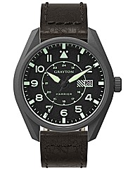 Grayton Harrier Mens Strap Watch