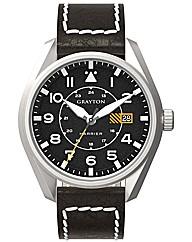Grayton Harrier Mens Strap Watch