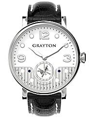 Grayton S.8 Calcutta Mens Strap Watch