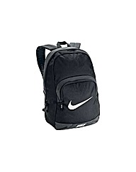 Nike Anthracite Backpack - Black.