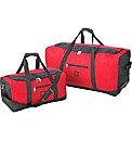 Go Explore 2 Piece Wheeled Holdall Set