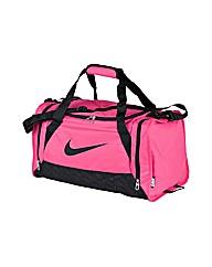 Nike Brasilia Small Holdall - Pink.