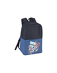 Adidas Graphic Backpack - Navy.