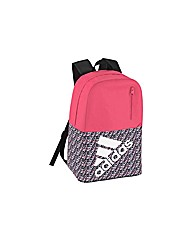 Adidas Graphic Backpack - Pink.