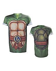 TMNT Leonardo Sublimation T-Shirt