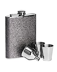 Premier Housewares Hip Flask Set
