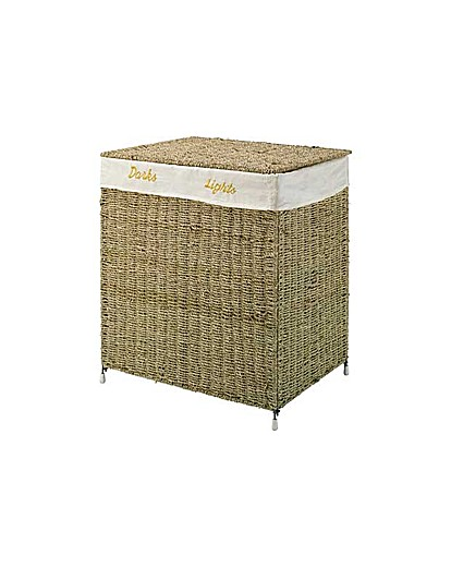 Laundry Basket Sorter - Seagrass | Fashion World