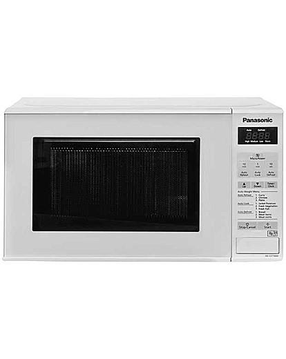 Panasonic Standard Microwave - White