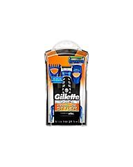 Gillette Fusion Proglide Styler Shaver