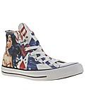 Converse All Star Wonder Woman Hi