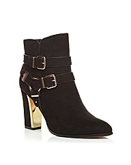 Moda in Pelle Lorenza Short Boots