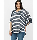 Koko Striped Knit Jumper