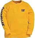 Caterpillar Kids Long Sleeved T-Shirt