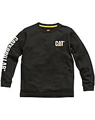 Caterpillar Kids Long Sleeved T-Shirt