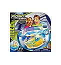 Robo Fish Bowl with 2 LED Fish and Net