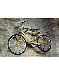 Mont Blanc Fixed Wall Mounted Bike Rack