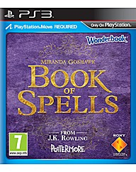 Book of Spells + Wonderbook