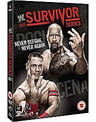 WWE - Survivor Series 2011