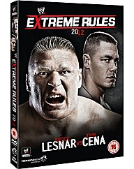 WWE - Extreme Rules 2012