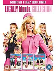 Legally Blonde/Legally Blonde 2/Legally