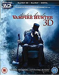 Abraham Lincoln Vampire Hunter (3D + 2D