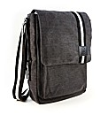 Tuff Luv Camden Canvas Messenger Bag