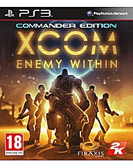 XCOM Enemy Within (including XCOM Enemy