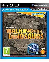 Wonderbook Walking with Dinosaurs