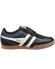 Gola Super Harrier Leather Mens Trainers