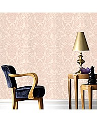 Graham and Brown Montague Wallpaper