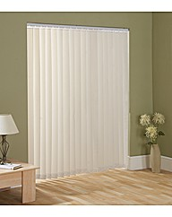 Dim Out Vertical Blind
